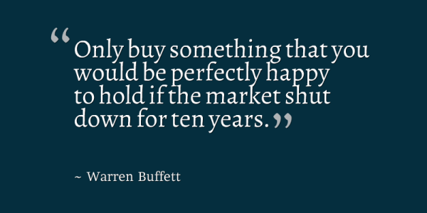 Investment Quote About Bitcoin Forecasts