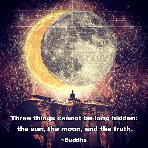 Buddha Quote Applicable To Anonymous Bitcoin Purchase