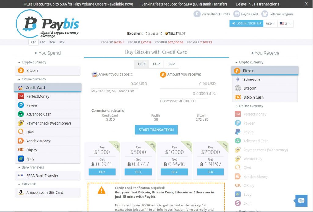 PayBis Review Website Screenshot
