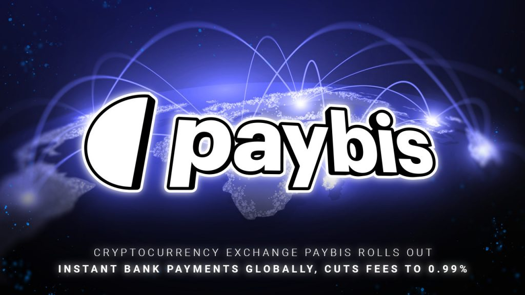 Paybis Fees Reduction