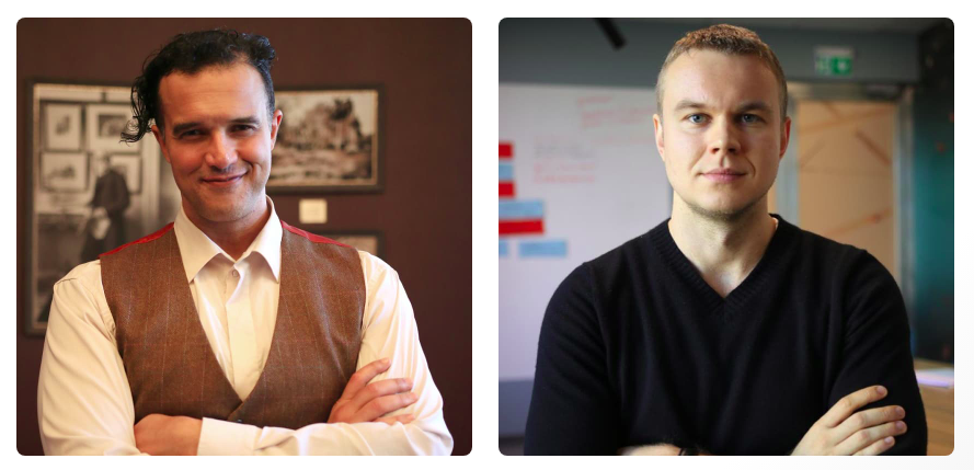 Paxful Founders Ray Youssef And Artur Schaback